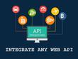 Any Web API Integration