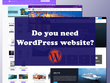 Develop SEO friendly responsive WordPress website from scratch