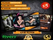 Design Gym flyer