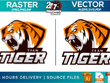 Convert, Vector Tracing, Redraw Any Logo Or Sketch To Vector