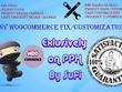 Customize and Fix WordPress