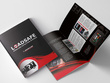 DESIGN A NEW BRANDING STYLE + CORPORATE BROCHURE DESIGN