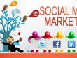 Do social media marketing or become marketing assistant.