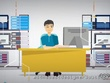 A custom made, 60 second animated explainer video for just