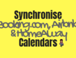 Synchronise Your Booking.com, Airbnb & HomeAway Calendars