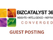 Publish a guest post on Biz Catalyst 360