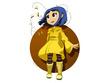 2D cartoon character designs