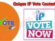 Provide you 250 ip vote