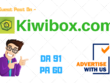 Publish a Guest Post on Kiwibox DA91