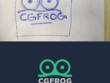 Design your draft idea to a beautiful logo + source files