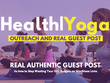 Write  Publish a guest post on Health, Doctor, Yoga related blog
