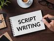 Write an impactful 1 minute video script in 24 hours