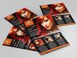Design flyer leaflet brochure design