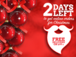 Fresh Design 4 christmas Banners  with your Brand /logo