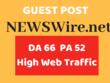 Guest Post on News Blog DA-64 High Traffic Do Follow Link