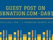 Do Guest Post On SBNATION.COM-DOFOLLOW LINK -DA 91