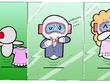 Make a 3 Panel Cartoon Comic