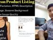 Write 50 Professional Amazon Product Listing