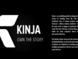 Write & publish your guest post on  Kinja DA91 do follow links