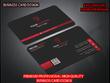 PREMIUM Professional High Quality BUSINESS CARD / ID CARD design
