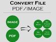 Do PDF/IMAGE to Ms. Word