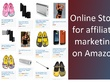 Design Onlinestore For Affiliate Marketing On Amazon
