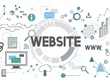 Make attractive  website for your business