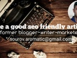 Rewrite you exiting article seo friendly within 1000 word