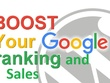 Write 10 (100-150)word text for increase your google rating