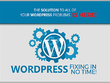 Give You Wordpress Help And Fix Website Errors Quickly