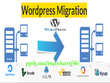 Migrate your WordPress Site to a New Server, Account or Domain