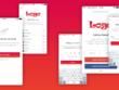 Design Mobile App, and Web design 5 screens