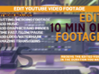 Edit your youtube video professionally
