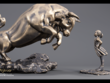 Create a 3d visualization & model of any famous/custom sculpture