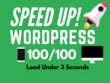 Boost up your Wordpress loading speed