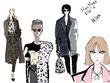 Provide digital or handdrawing fashion sketches