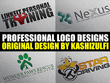 Design 3 professional business logo design
