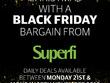 Design your Black Friday website banner