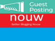 Write and publish  guest post on Nouw Site DA 74