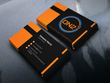 Design Business card Double Side