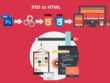 Convert your PSD to responsive HTML5/CSS3 using Bootstrap