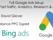 Google Ads Setup - Get Paid Traffic, Analytics, Research & More