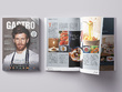 Design A Professional High-Quality 8-Page Brochure/Magazine