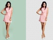 Edit total 50 e-commerce product photos using pen tool