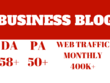 Guest Post on Business Niche DA59-PA53 Link Building