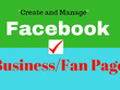 Create And Manage Facebook Business Page
