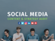 Run an in-depth Social Media and Content audit