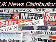 Distribute your Press Release to every UK National Newspaper