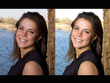 Retouch your 2 photo in 1 day with unlimited revision