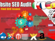 Provide Custom Website SEO Audit Report  and Seo Action Plan